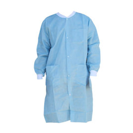 Lab Coat Gown